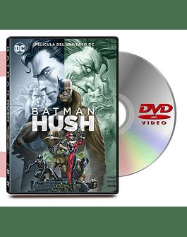 DVD Batman: Hush