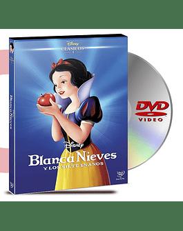 DVD Blanca Nieves Y Los Siete Enanos