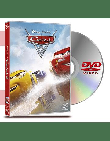 DVD Cars 3