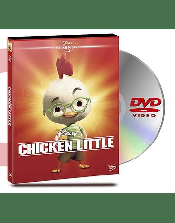 DVD Chicken Little