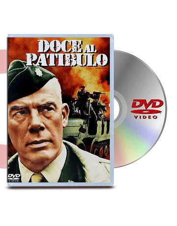 DVD Doce  Al Patibulo