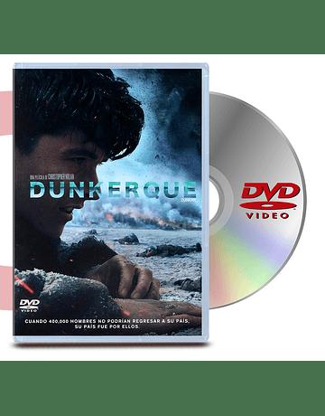 DVD Dunkerque