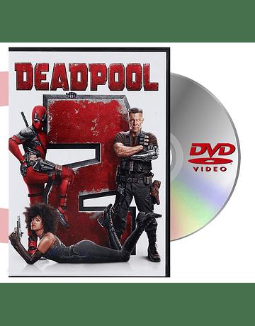 DVD DVD Deadpool 2