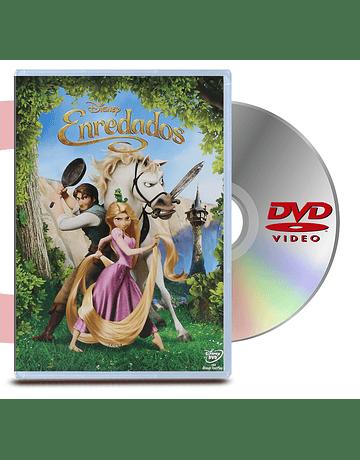 DVD Enredados