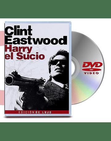 DVD Harry El Sucio Edesp