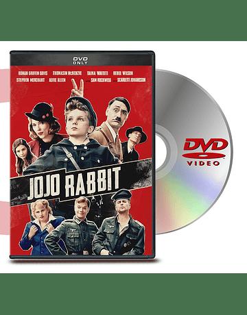 DVD Jojo Rabbit