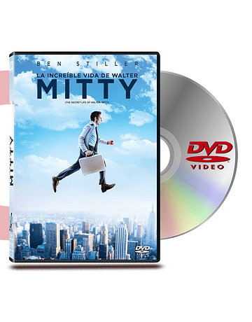 DVD La Increible Vida De Walter Mitty