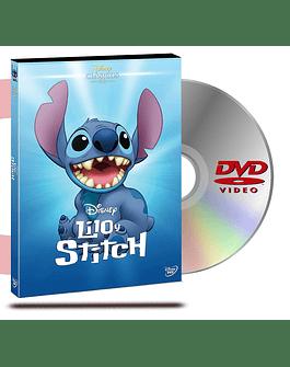 DVD Lilo Y Stitch