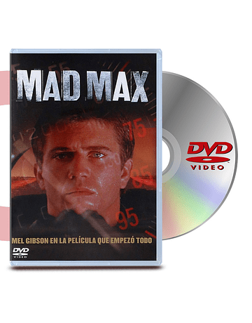 DVD Mad Max