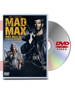 DVD Mad Max Iii Mas Alla De La Cupula