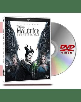 DVD Malefica Duena Del Mal