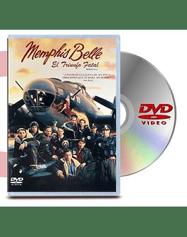 DVD Memphis Belle El Triunfo Final
