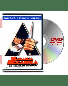 DVD Naranja Mecanica