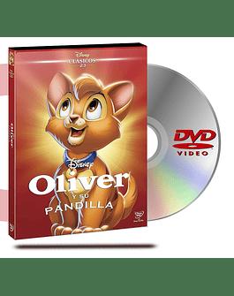 DVD Oliver Y Su Pandilla 2010