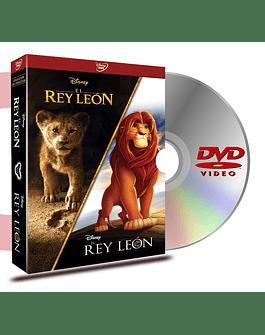 DVD Pack El Rey Leon La Y Animada