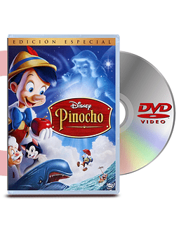 DVD Pinocho