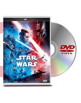 DVD Star Wars El Ascenso De Skywalker