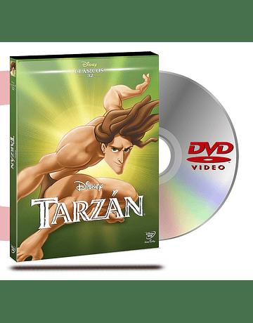 DVD Tarzan