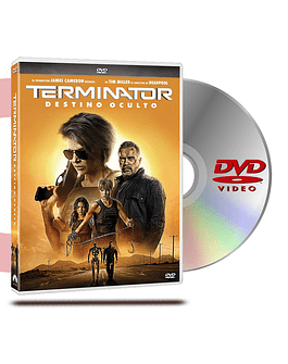 DVD Terminator Destino Oculto