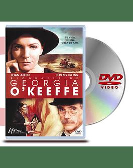 DVD Biografia De Georgia O Keeffe