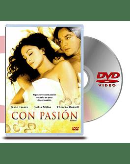 DVD Con Pasión