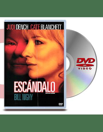 DVD Escandalo