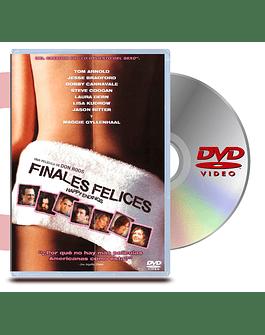 DVD Finales Felices