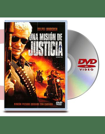 DVD Una Mision De Justicia