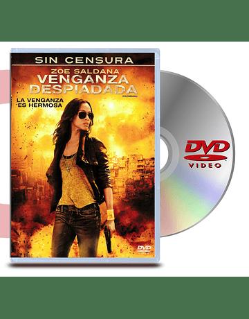 DVD Colombiana: Venganza Despiadada