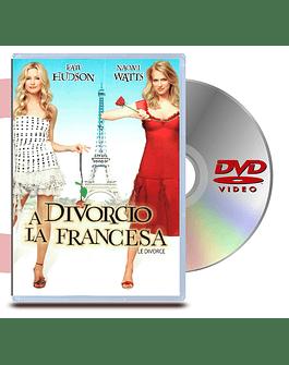 DVD Un Divorcio A La francesa Le Divorce
