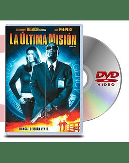DVD La Ultima Misión