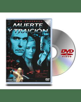 DVD Muerte y Traicion