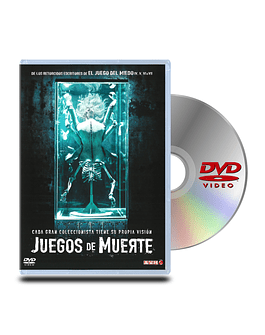 DVD Juegos De Muerte