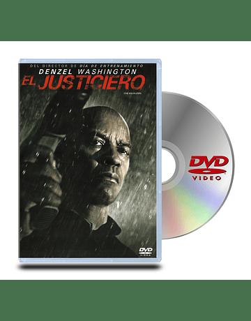 DVD El Justiciero