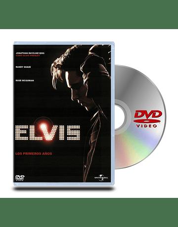 DVD Elvis Los Primeros Años