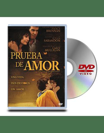 DVD Prueba De Amor