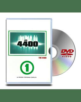 DVD 4400 Volumen 1 (2 Discos)