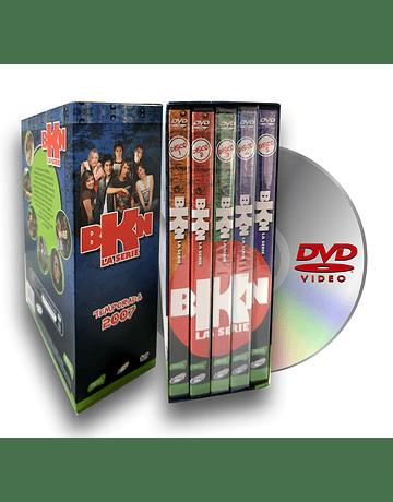 DVD PACK BKN LA SERIE (temporada 2007)