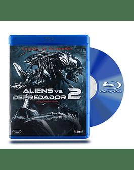 Bluray Aliens vs Depredador 2