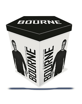 PACK Blu Ray The Ultimate Collection Bourne