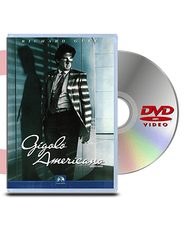 DVD Gigolo americano