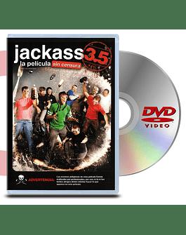 DVD Jackass 3,5