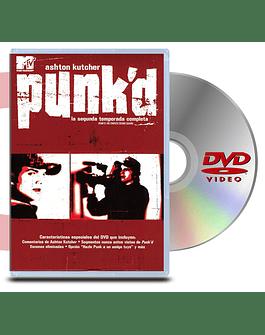 DVD Pack punk d segunda temporada (2 discos)