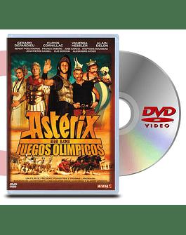 DVD Asterix en los juegos Olímpicos