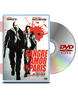 DVD Sangre y amor en Paris