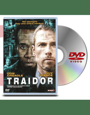 DVD Traidor