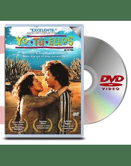 DVD Yo, tu, ellos