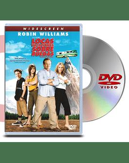 DVD Locas vacaciones sobre ruedas