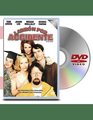 DVD Ladrón por accidente