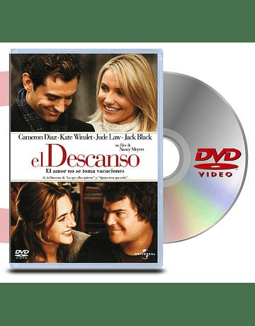 DVD El descanso
